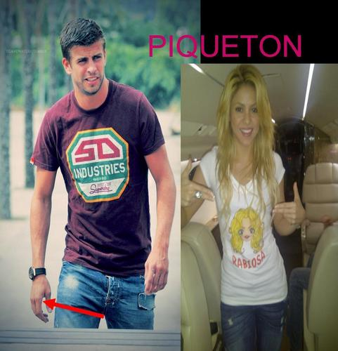 Gerard Piqué wallpaper probably with a sign and an automobile entitled young piqueton