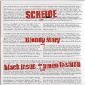 'Born This Way' Album Booklet Scans