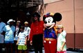 ♥' MIkey in Disneyland ♥' - michael-jackson photo