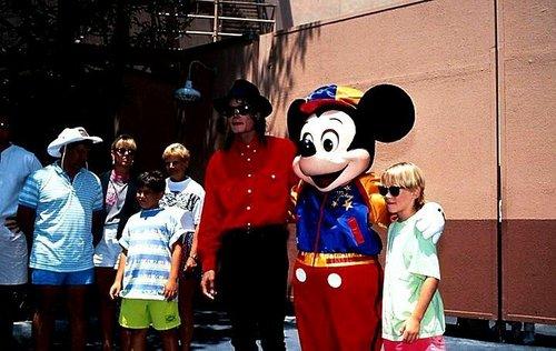 ♥' MIkey in Disneyland ♥'