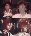 ♥ ~Mike & Liz~ ♥  - michael-jackson photo