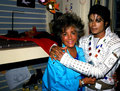 ♥' Mike & The Dearest Elizabeth Taylor ♥' - michael-jackson photo