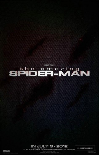 'The Amazing Spider-Man' poster