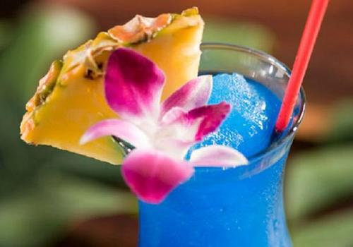 ~blue hawaiian~