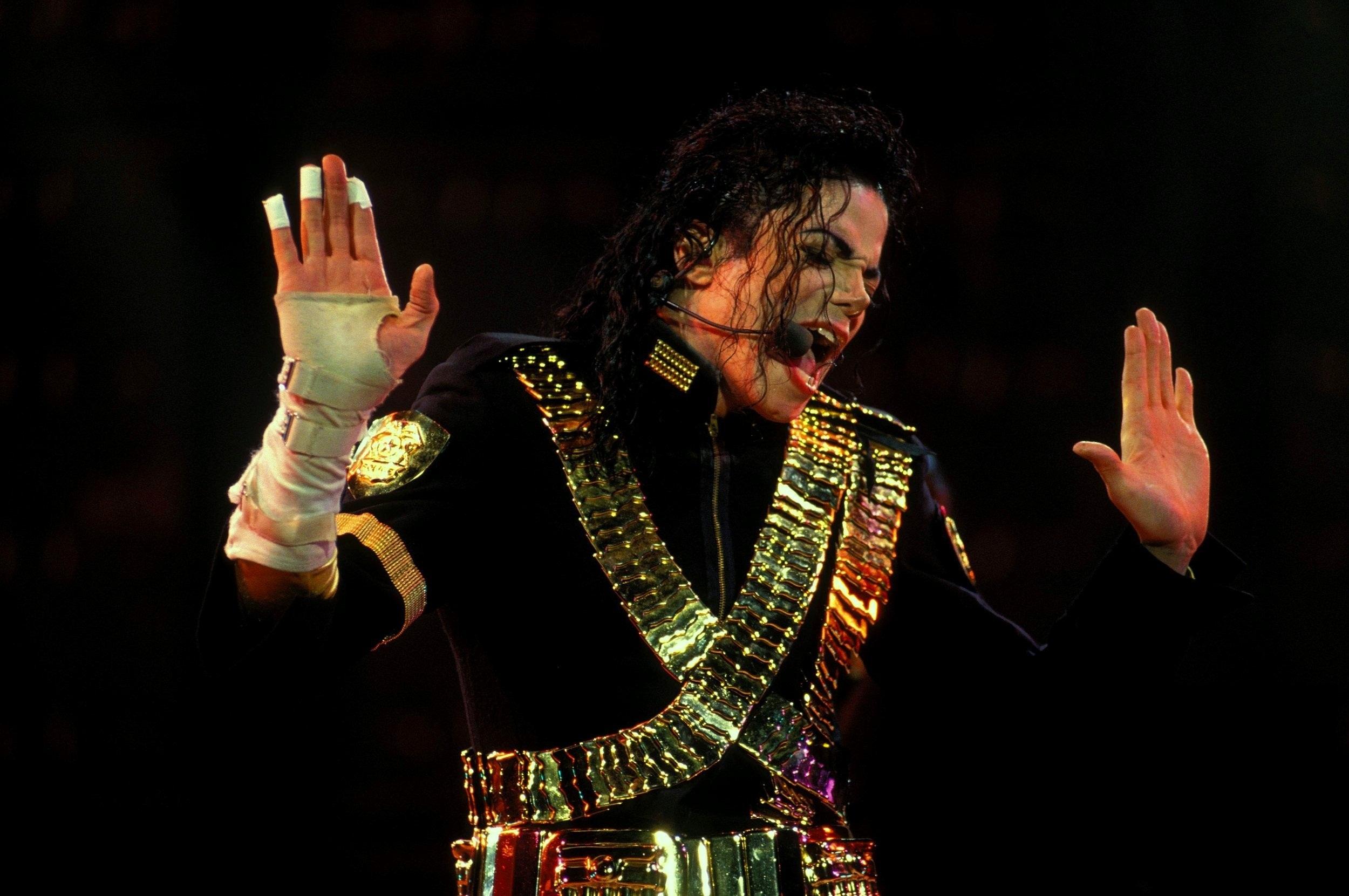 迈克尔杰克逊壁纸