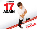 17 Again Poster - 17-again wallpaper