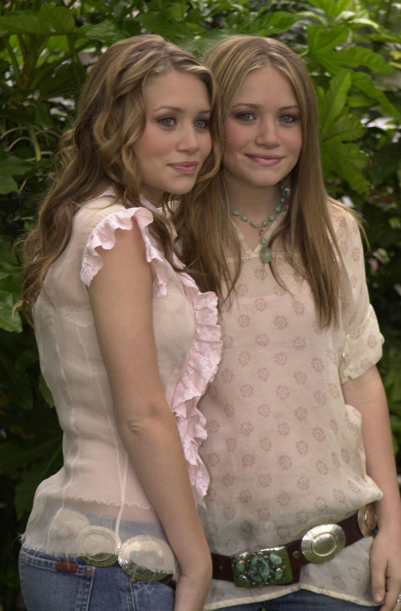 Mary-Kate & Ashley Olsen images 2002 - BBC for Children in ...
