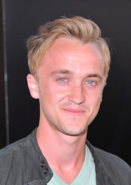 tom felton and jade mtv movie awards 2011. tom felton 2011 mtv awards.