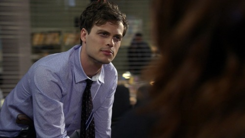 Dr. Spencer Reid wolpeyper possibly with a business suit and a leisure wear called 6x24- Supply & Demand