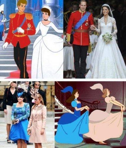 A Fairy-Tale Wedding: