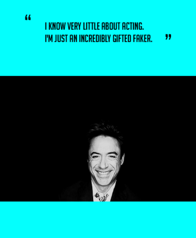 About Acting...