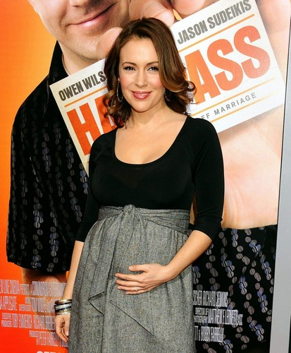Alyssa Milano - Hall Pass, Los Angeles Premiere - February 23. 2011