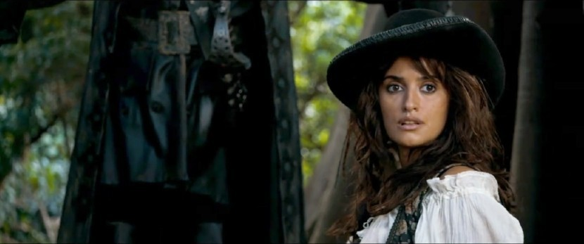 angelica pirates of the caribbean nackt