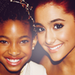 Ariana and Willow <3