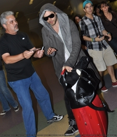 Arriving in Puerto Rico - 21 May 2011
