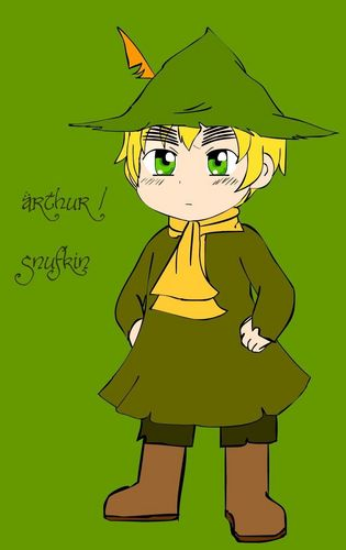 Arthur/Snufkin