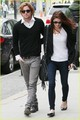 Ashley Greene & Jackson Rathbone In Vancouver April 20th
