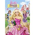 Barbie Princess Charm School- DVD cover- 1