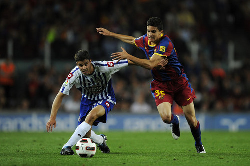 Barcelona v Deportivo La Coruna (La Liga)