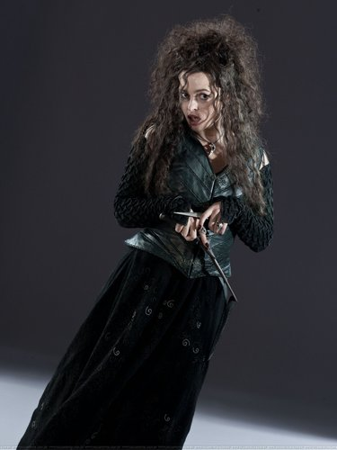 bellatrix lestrange wallpaper possibly containing a surcoat entitled Bellatrix DH