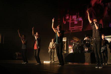 Big Time Rush rocks halik 108's halik konsiyerto in Boston