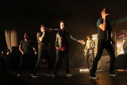 Big Time Rush rocks Kiss 108's Kiss concert in Boston