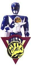 Billy the Blue Ranger
