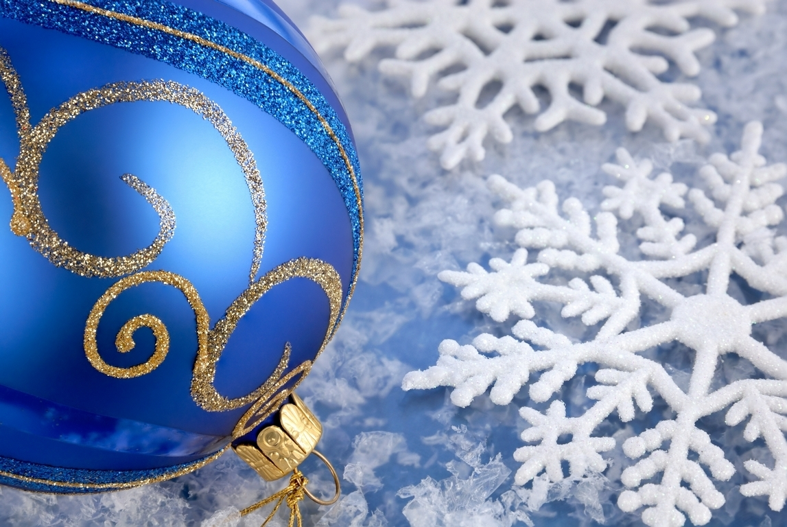 christmas images blue christmas ornaments hd wallpaper and background photos - Blue And Gold Christmas Decorations