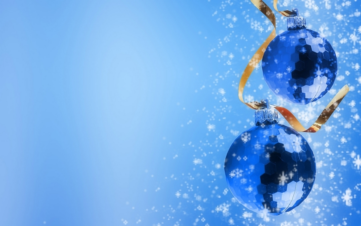 Christmas Images Blue Ornaments HD Wallpaper And Background Photos
