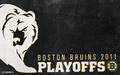Boston Bruins 2011 Playoffs