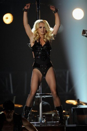 Britney - Billboard 音楽 Awards - 'S&M' Performance - May 22, 2011