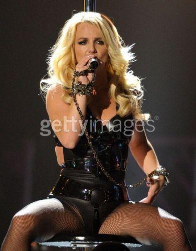 Britney - Billboard Music Awards - 'S&M' Performance - May 22, 2011