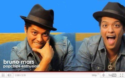 Bruno Mars<3 Pop Chips