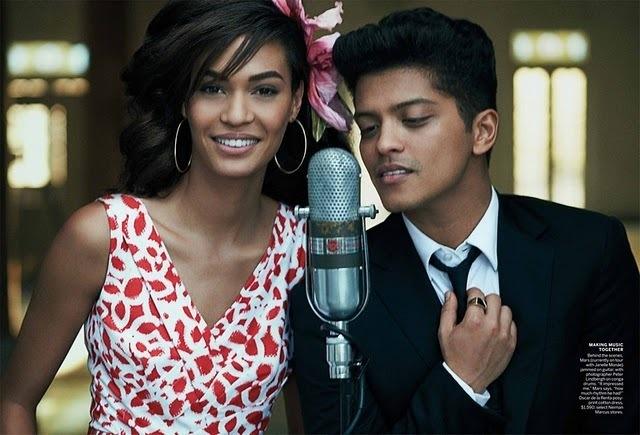 Bruno Mars hotiee>3 Marry te new Video
