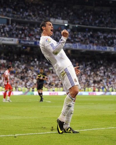 C. Ronaldo (Real Madrid - Almeria)