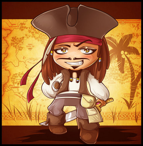 Capt.Jack Sparrow ~~