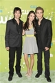 Cast @ 2011 CW Upfronts in NYC - the-vampire-diaries-tv-show photo