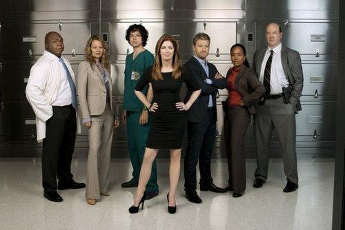 Cast Promotional Photos