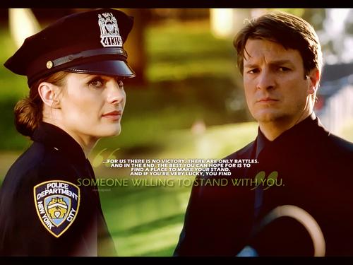 Castle & Beckett [3x24] <3