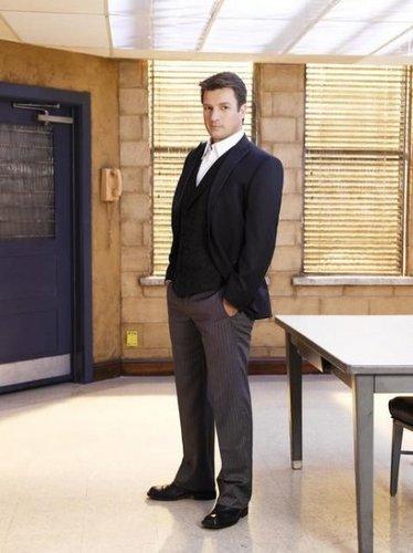 城堡 Season 3 Cast Promotional 照片