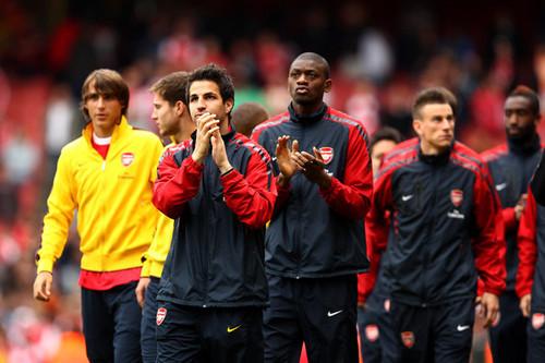 Cesc (Arsenal - Aston Villa)