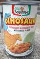 Chef Boyardee Dinosaurs pasta