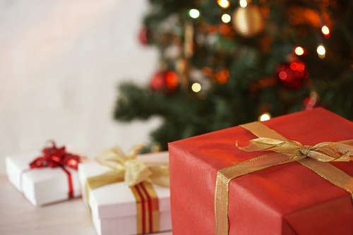 クリスマス gifts