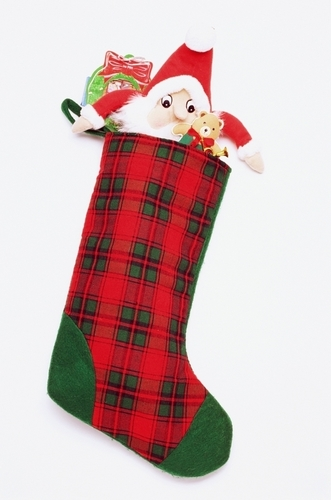 natal stocking, kaus kaki natal