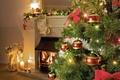 Christmas tree - christmas photo