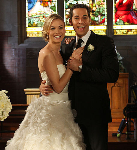 Chuck&Sarah wedding!<3