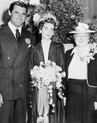 Cary Grant Marrying Betty Hutton