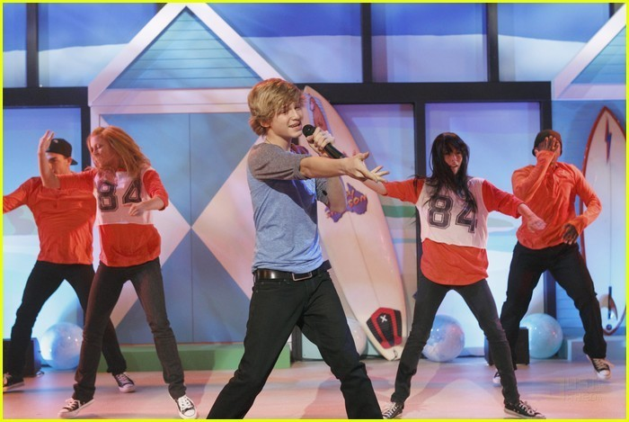 Cody Simpson on 'So Random' -- FIRST LOOK! - cody-simpson photo