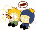 Craig and Tweek - south-park photo