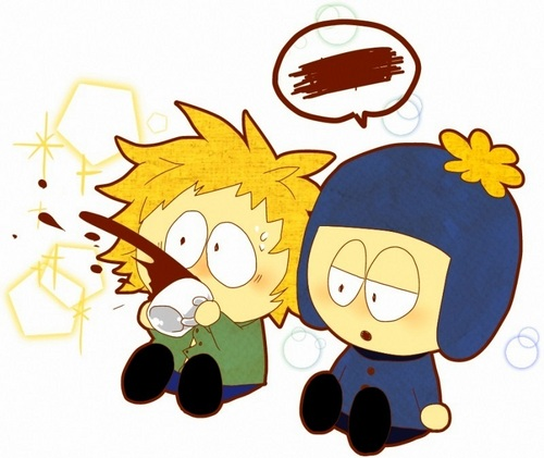 South Park Hintergrund called Craig and Tweek